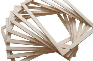 DIY wooden Stretched Bars for 36x48inch,Stretching Canvas,Wood Frames, DIY frame, Stretched Painting,Gallery Wrap